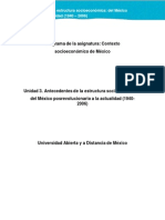 Unidad3.Antecedentes de La Estructura Socioeconomica