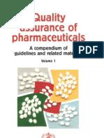 QA Pharmaceuticals-Vol1 1997