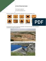 Potenciales impactos ambientales