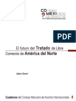 El Futuro Del Tratado de Libre Comercio de America Del Norte