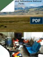 Grand Teton and Yellowstone NP TATC Presentation