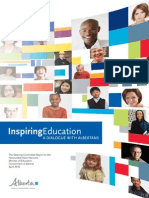 inspiring education steering committee report