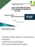 APRESENTAÇÃO PCC  em tópicos Marcos Pascoski Lucio