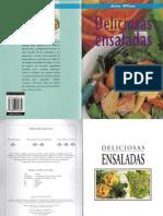 Anne Wilson – Deliciosas ensaladas