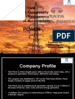 Tata Power PPT