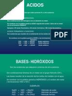 Acidos y Bases Exposicion Unad