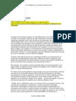 La Revuelta Comunera (12). Conclusiones