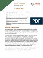16 Why HMIs Make Sense