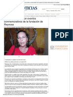 18-02-2014 'El 2 de marzo inician eventos conmemorativos de la fundación de Reynosa'