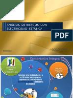 Analisis de Riesgos Electricidad Estatica 2014 Reinducion