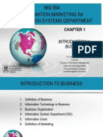 Intro to Business Information