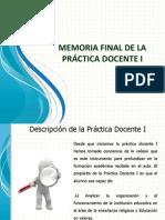 Practica Docente Final
