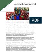 Venezuela Ante La Ofensiva Imperial