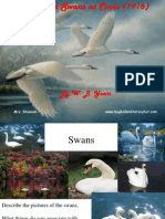 the wild swans at coole powerpoint