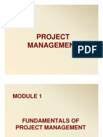 Project Management Power Point