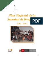 GR Arequipa Plan Regional Juventud 2012 2015