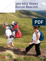Brecon Beacons Tourism Brochure 2013