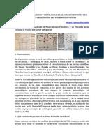 ANÁLISIS GNOSEOLÓGICO Y ONTOLÓGICO DE ALGUNAS CUESTIONES DEL ESTRUCTURALISMO DE LAS TEORÍAS CIENTÍFICAS. SERGIO VICENTE BURGUILLO