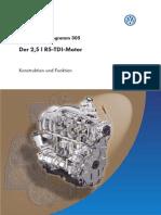 305 - Der 2,5L r5 Tdi Motor