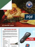 2013 Christmas Catalog
