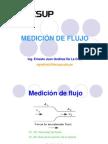 E.MEDICIÓN DE FLUJO