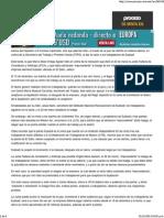 Falla Un Juez a Favor de Trabajadores de Euskadi