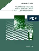 Vigilancia Controle Qualidade Água
