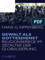 Kippenberg, Hans -Gewalt Als Gottesdienst