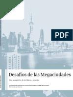 Desafío sde las Megaciudades - Siemens