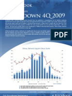Pitchbook Private Equity Breakdown 4Q 2009