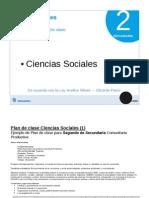 9 Plan de Clase - Ciencias Sociales 2do Secundaria.doc