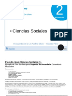9 Plan de Clase - Ciencias Sociales 2do Secundaria.doc