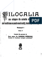 Filocalia Vol 1
