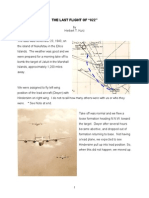 the last flight of 022
