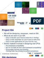 06 Project ISA