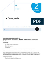 10 Plan de Clase - Geografia 2do Secundaria.doc