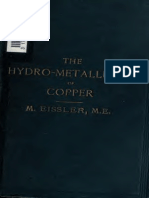 Hydro Metallurgy of Copper