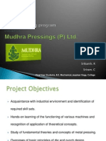 Mudhra Presentation PDF