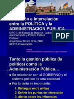 CIPO 3135-POLÍTICA y ADMINISTRACIÓN PÚBLICA-SEXTA PRES-2013