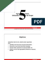 ORACLE SQL DBA Leccion 05 (Español)