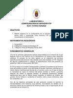 Laboratorio 4-  Configuració de Servidor FTP