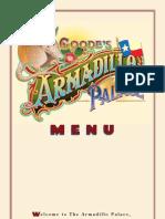 Armadillo Menu (Final 2)