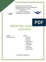 Competencia de Los Jueces Agrarios en Venezuela