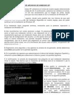 REPARAR EL SISTEMA DE ARCHIVOS.docx