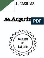 Máquinas cálculos de taller_A.L. Casillas