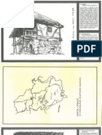Traditional Serbian House_hand Drawings