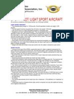 Usua Sportpilotruleinfo