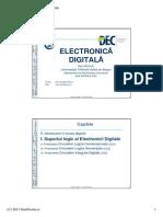 Proiectare digitalaC1