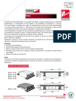 HT7.2-01 Vigueta y Bovedilla