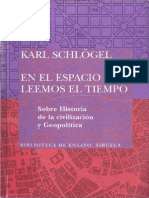 Schlögel, Karl - En el espacio leemos el tiempo
